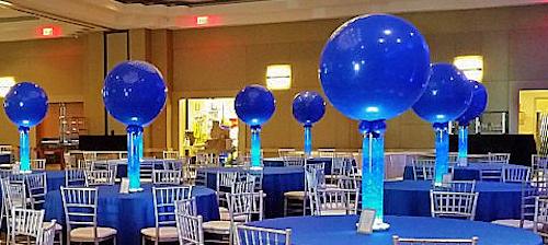 Balloons over atlanta georgia bar bat mitzvahs